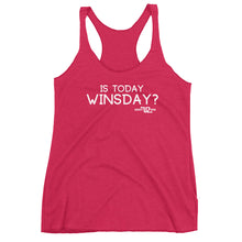 Load image into Gallery viewer, WINSDAY Women's Racerback Tank