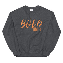 Load image into Gallery viewer, Bold - #Iamher Sweatshirt