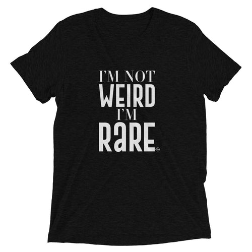 I'm Not Weird - Short sleeve t-shirt