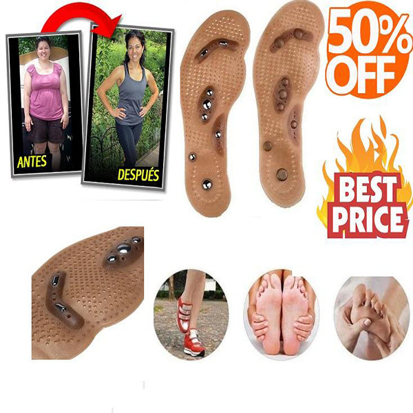 😍Definitive™ Acupressure Slimming Insoles💪