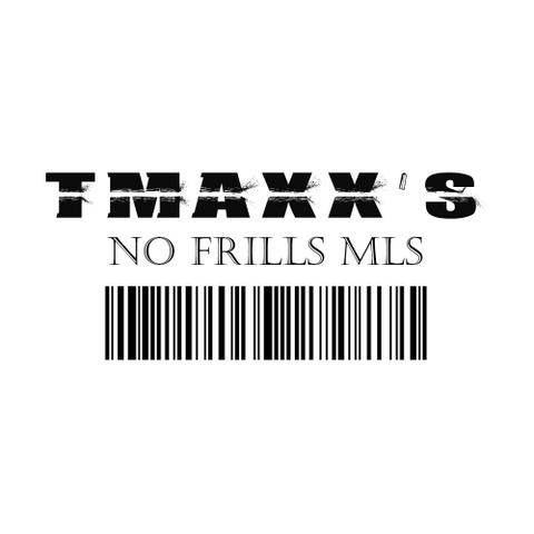 Tmaxx's No Frills ML's