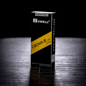 Uwell Crown 3 Replacement Coils 4pk