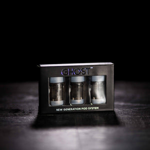 Ghost New Generation Replacement Pods 3pk