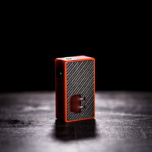 The Plug Squonk Box by Mums Fantasy Factory - Orange