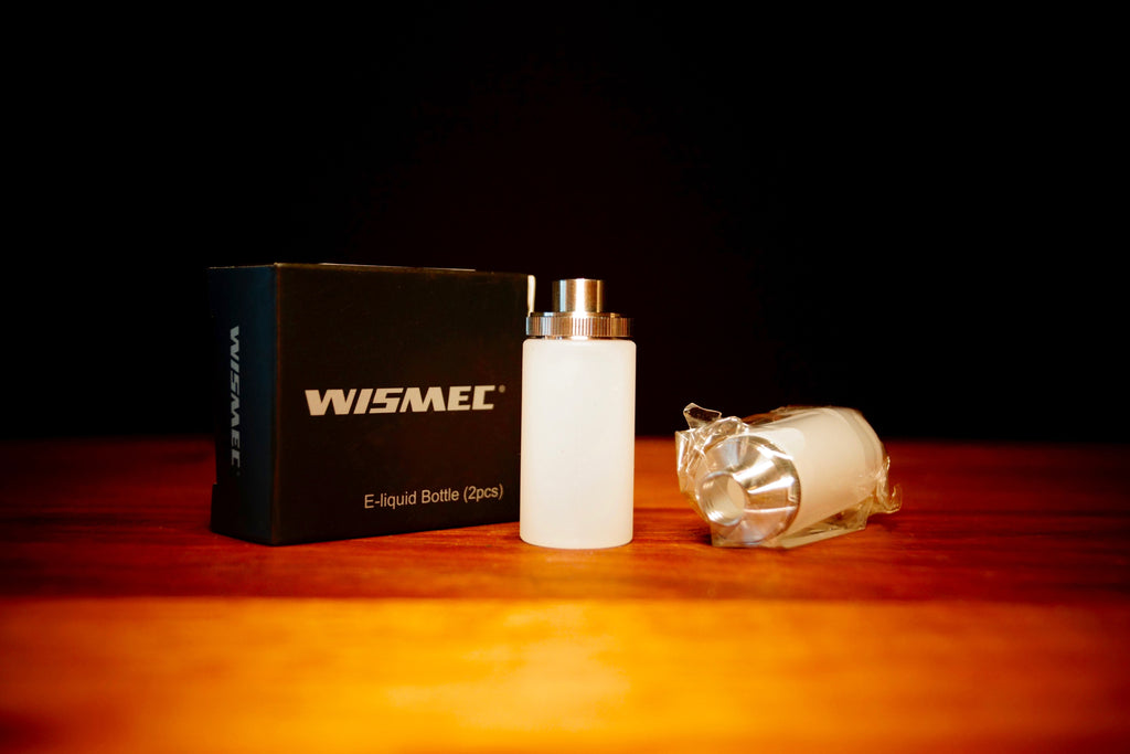 Wismec E-liquid bottle (2pcs)