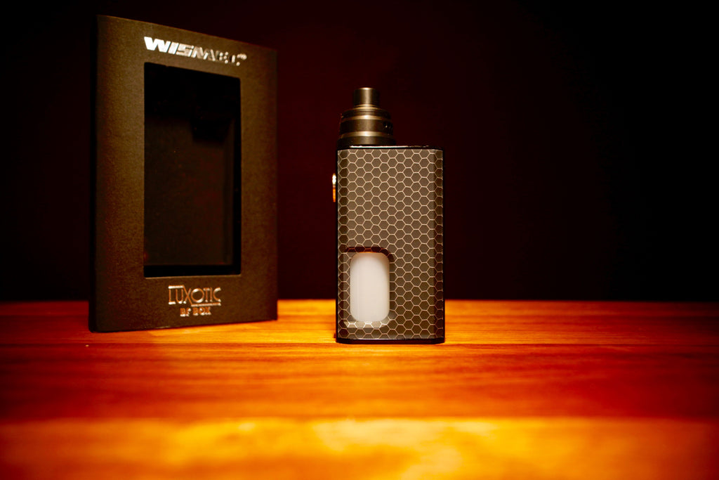 Luxotic BF Squonk Box Kit by Wismec