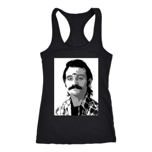 """Third Eye"" Bill Murray Racerback Tanktop"