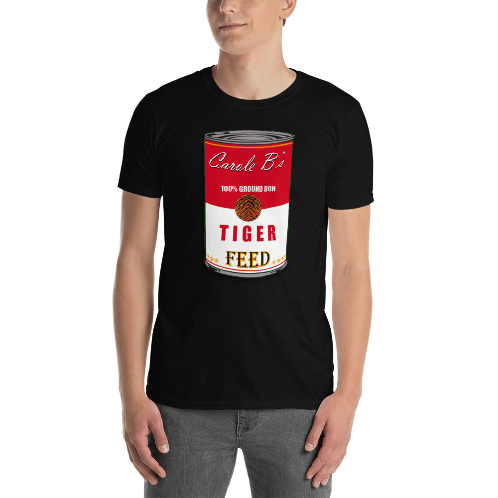 Carole B's Tiger Feed T-Shirt