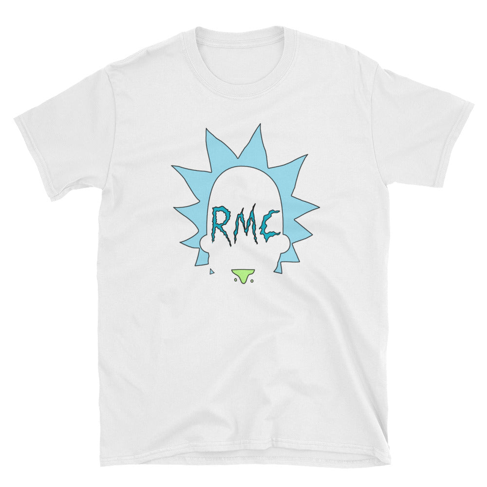 Rick and Morty's Closet Logo T-shirt