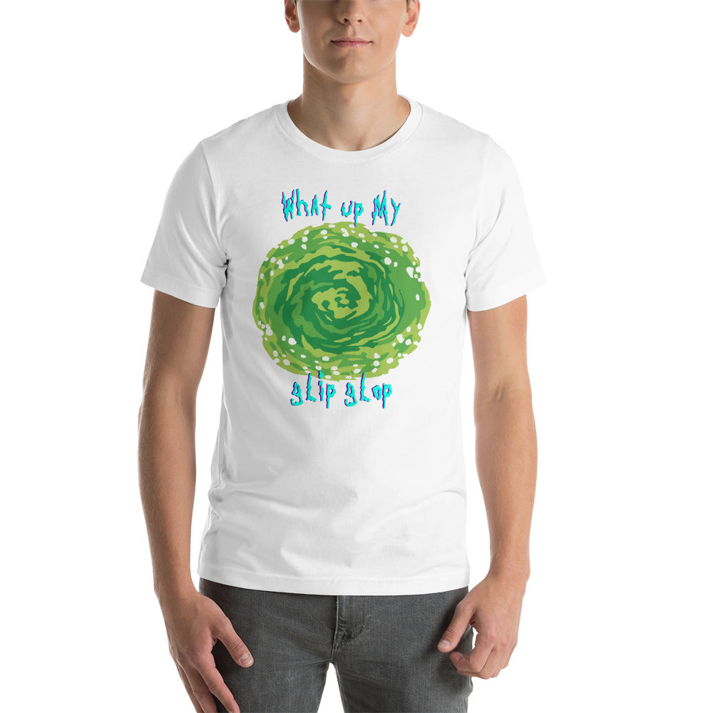 What's Up My Glip Glop Men T-Shirt