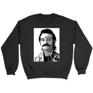 """Third Eye"" Bill Murray Sweatshirt"