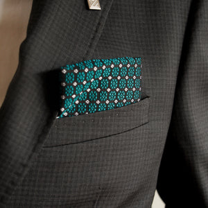The Appletini - pocket squares, PocketMan - the best pocket squares you'll ever wear