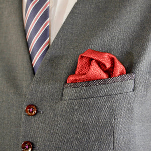 The Negroni - pocket squares, PocketMan - the best pocket squares you'll ever wear