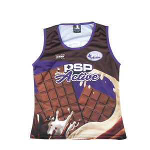 "PSP Active ""I run for chocolate"""