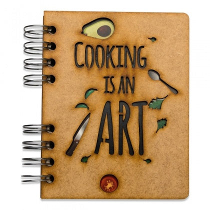 Cooking is an art - UPPSELT