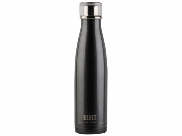 Flaska stál 480ml black