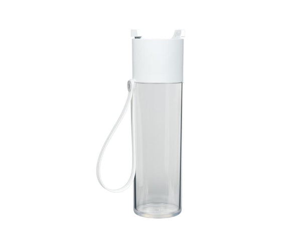 Flaska m/ól  0,5ltr clear
