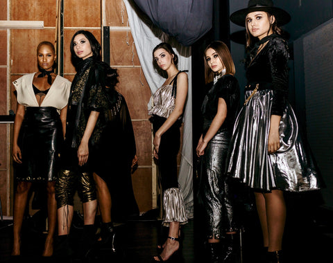 FW '18 RUNWAY- BLACK MAGIC WOMAN COLLECTION
