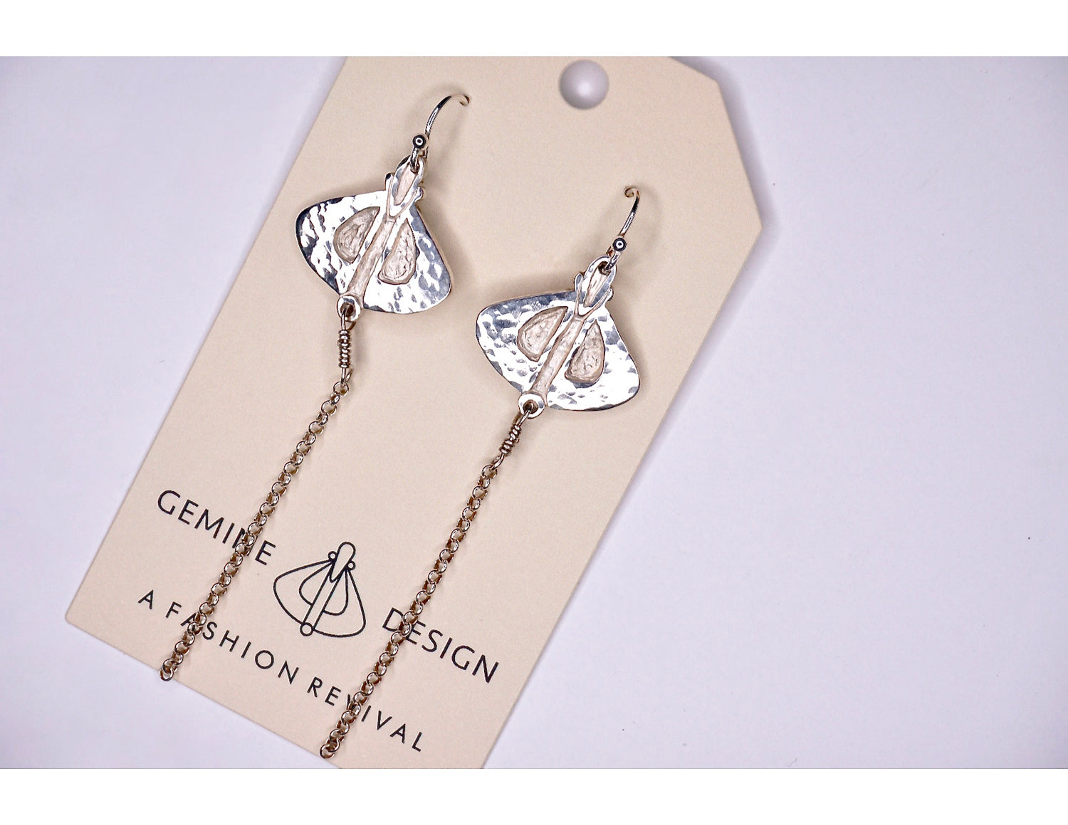 ALURA CHAIN Earrings (Sterling Silver)