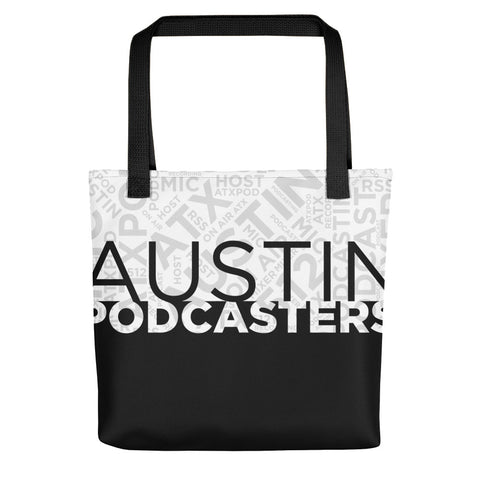 The Austin Podcasters Tote