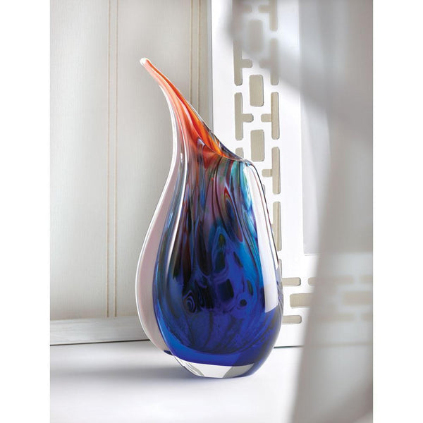 DREAMSCAPE ART GLASS VASE, , The Decor Source, The Decor Source