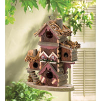 GINGERBREAD-STYLE BIRDHOUSE, , The Decor Source, The Decor Source