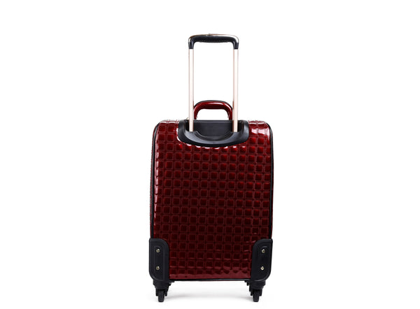 Euro Moda Underseat Travel Luggage with Spinners - Brangio Italy Collections