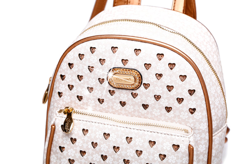 Galaxy Stars Mini Backpack Vacation Essentials Bag for Women - Brangio Italy Co.