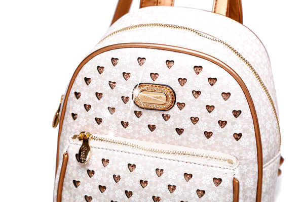 Galaxy Stars Mini Backpack Vacation Essentials Bag for Women