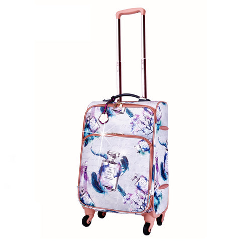 Arosa Fragrance Luggage Travel Luggage American Tourister with Spinners