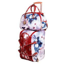 Fairy Tale Overnight Bag Duffle Set Weekender Bags for Women - Brangio Italy Collections
