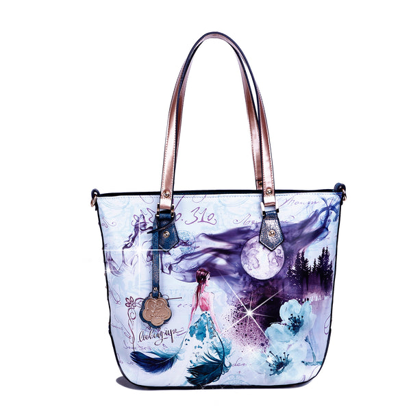 Fairy Tale 2.0 Women Handbag with Shoulder Strap - Brangio Italy Collections