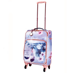Fairy Tale Carry on Luggage with Spinner Wheels - Brangio Italy Collections