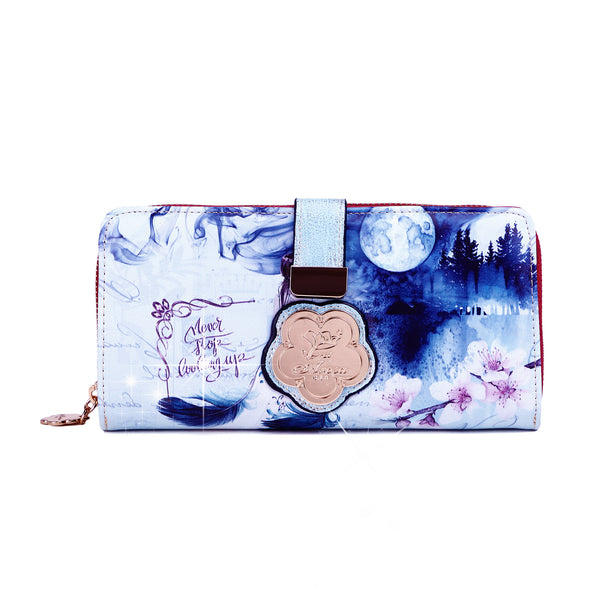 Fairy Tale Wallet for Women Travel Companion - Brangio Italy Co.