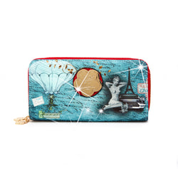 Retro V Womens Wallet - Brangio Italy Collections