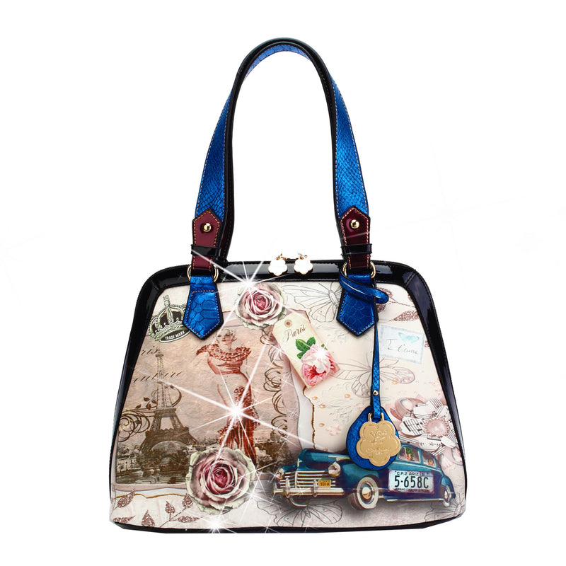 Center Stage Designer Bags for Women Handbag - Brangio Italy Collections