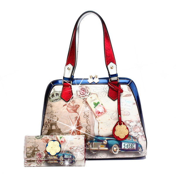 Center Stage Designer Bags for Women Handbag - Brangio Italy Co.