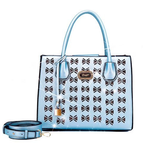 Butterfly Celestial Star Crystal Box Bag for Women