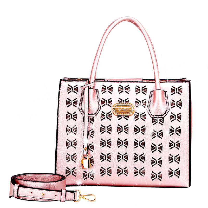 Butterfly Celestial Star Crystal Box Bag for Women - Brangio Italy Collections