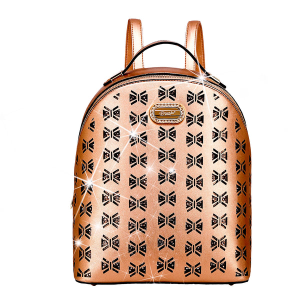 Butterfly Celestial Star Crystal Backpack for Women - Brangio Italy Co.