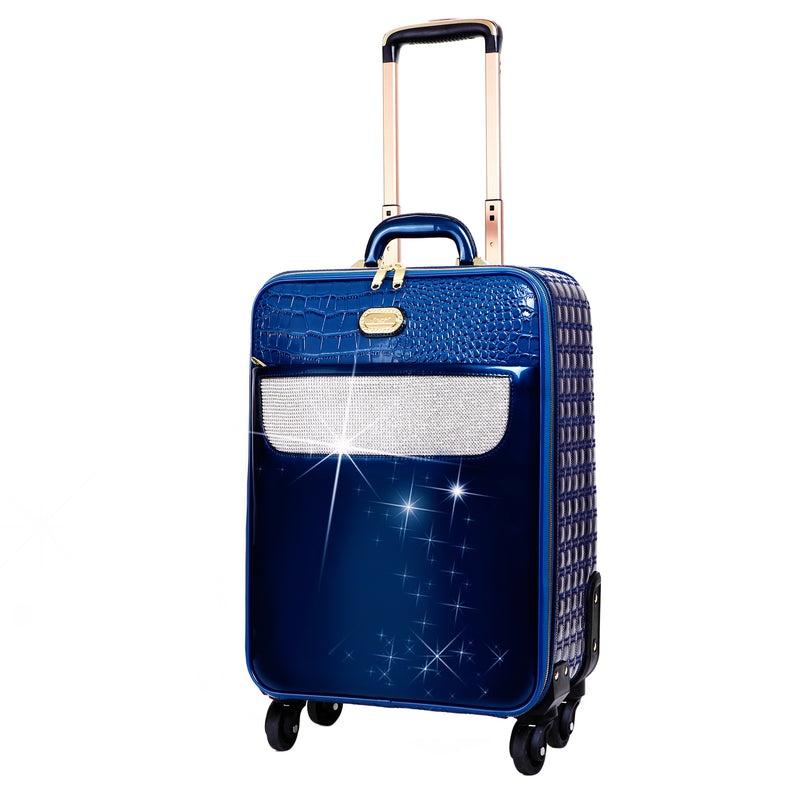 Sleek and Steady Light Weight Spinner Luggage for the American Tourister - Brangio Italy Collections