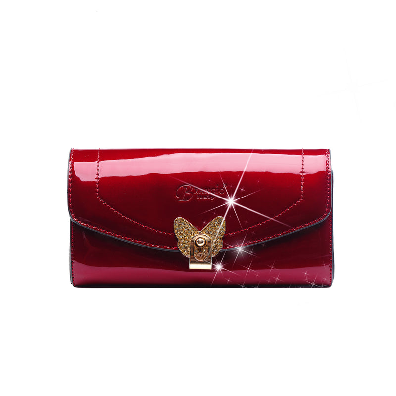 S'Envoler Classy Paris Fashion Wallets for Women - Brangio Italy Co.