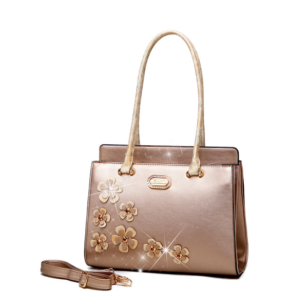 Twinkle Cosmos Florality Purse and Handbag on Clearance