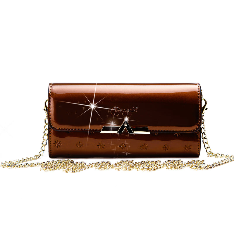 Meteor Sky Mini Clutch Crossbody Bag for Women - Brangio Italy Co.