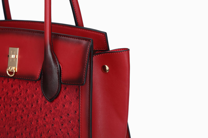 Croquilla 3D Laser Cut Work & Travel Tote - Brangio Italy Collections