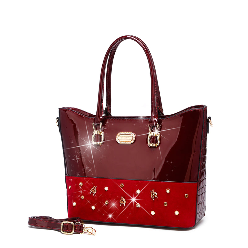Honey Bee Max Handmade Tote Bag - Brangio Italy Collections