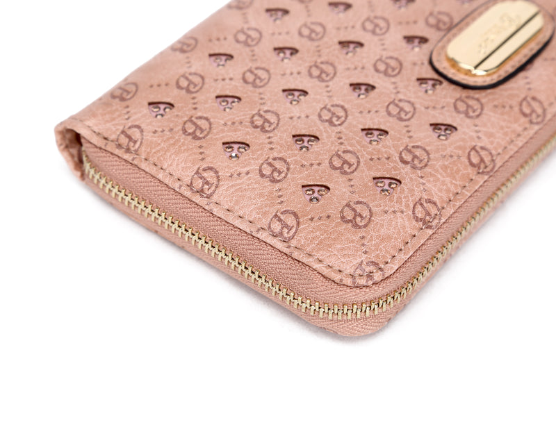 Millionaire Gem Crystal Wristlet Wallet - Brangio Italy Collections