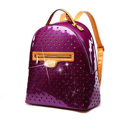 Starz Art Retro Backpack Purse Anti theft Bag - Brangio Italy Collections