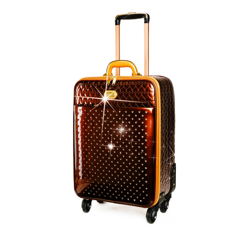 Starz Art Retro Light Weight Spinner Luggage - Brangio Italy Collections