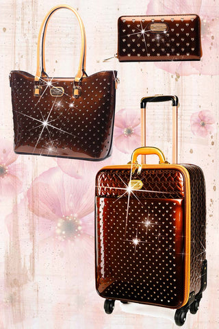 Starz Art Retro Tote Signature Set